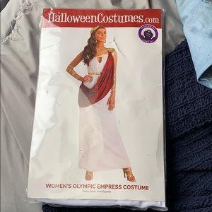 Halloween Costume - Roman Woman